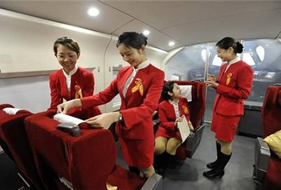 重庆轨道交通学校高铁乘务专业介绍